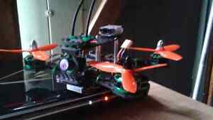 ****QUAD COPTER ...FALCON 180 FPV****