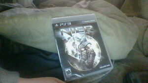 Nier for ps3,  new in package, make an offer.