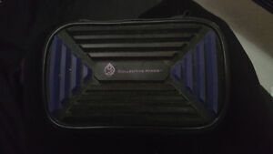 Purple and black DS  Case
