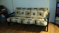 Beautiful Futon Bed For Sale