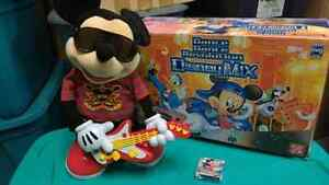 Rock Star Mickey and Dance Revolution $15 takes all