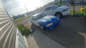 89 Mustang GT 9500 or trades