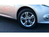 2012 Ford Focus 1.6 Zetec 5dr Manual Petrol Hatchback