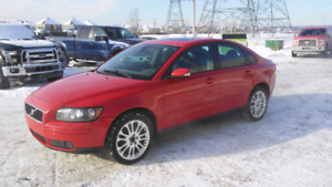 Volvo s40 2004 AWD turbo