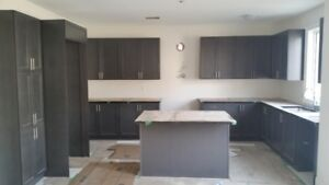 Brand New Maple Kitchen