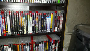 Massive PS3 Game Collection Cambridge Kitchener Area image 6