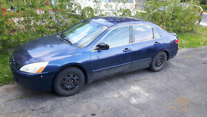 2003 Honda Accord Berline