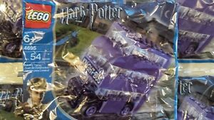 Lego - Harry Potter Knight Bus (set of 5) #4695 West Island Greater Montréal image 1