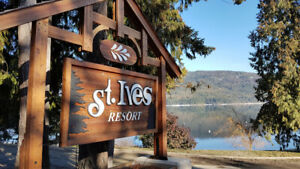 Shuswap Lakefront Resort - Great Weekly Rates  - Pet friendly