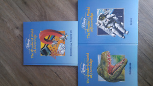 DISNEY EDUCATION BOOKS