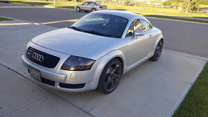 2000 Audi TT 1.8L 180HP Coupe (2 door)