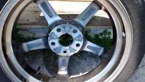 """Reduced spare tiire 18"""" in perfect condition. make an offer... Kingston Kingston Area image 4"""