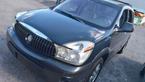 2004 Buick Rendezvous Minivan. Safety and E-Tested.Run amazing