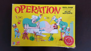 Operation the game
