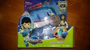 Disney junior Tomy Miles from Tomorrowland Scout Rover Includes