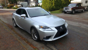 2014 Lexus IS 250 AWD IMMACULATE!
