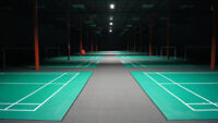 ***Stage 18 Badminton Centre Group Lesson***
