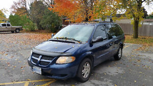 2002 Dodge Caravan Minivan, Van Kitchener / Waterloo Kitchener Area image 4