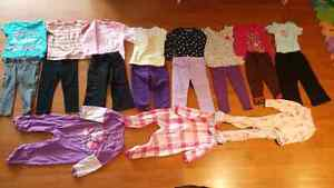 8 outfits 3 sleepers 18-24 months