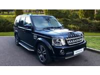 2015 Land Rover Discovery Discovery 3.0 SDV6 256hp 2015M Automatic Diesel Estate
