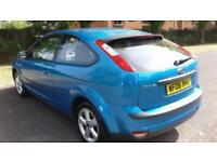 06 FORD FOCUS 2.0 ZETEC CLIMATE VERY CLEAN DRIVES A1 CHEAP FAMILY CAR PX SWAPS