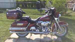 2002 Harley Davidson Electra Glide Classic!