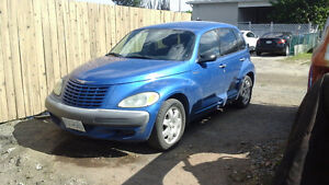 2003 Chrysler PT Cruiser SUV, Crossover