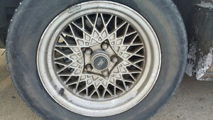 "Wanted Two 16"" Rims for Crown Victoria 2001 Four Door."