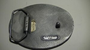 1981 Metal Craft Enameled & Pewter Buckle  (VIEW OTHER ADS) Kitchener / Waterloo Kitchener Area image 4
