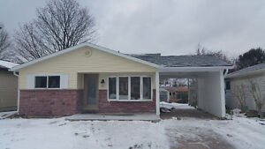 Upper Unit of A Legalized Duplex in Kitchener is Available Now!