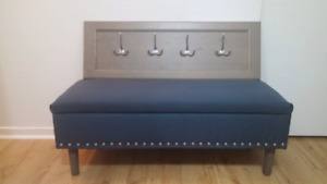 Beautiful and strong upholstered furniture handmade