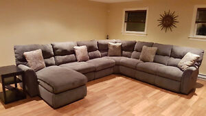 Large La-Z-Boy Sectional Couch