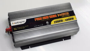 New 1000W 2000W 3000W 12V Pure Sine Inverter