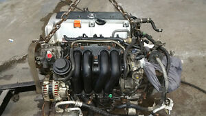 2004 Acura rsx Engine and Manual transmission