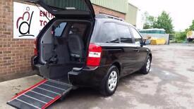 2009 Kia Sedona 2.9CRDi GS Wheelchair Disabled Accessible Vehicle