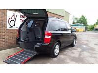 2009 Kia Sedona 2.9CRDi GS Wheelchair Disabled Accessible Vehicle