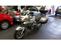 HONDA NT 650 DEAUVILLE LOW MILES FSH EXTRA WIDE PANNIERS NEW TYRES.. REDUCED
