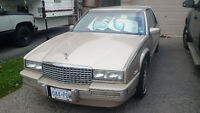 1989 Cadillac Other Gold Coupe (2 door)