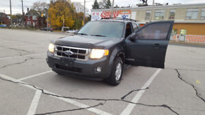 2008 Ford Escape 4WD PRICED TO SELL!!!