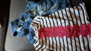 Assorted Baby Girl Clothing Lot