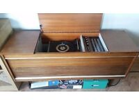 Vintage stereophonic fidelity record player