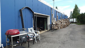 30x60 shop for rent utilities included hyw 11 oro medonte