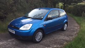 Ford fiesta 1.2 easy insurance great first time car