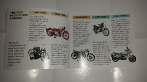 Motorcycle Index Cards - Frame 1 or All 150 cards Strathcona County Edmonton Area image 5