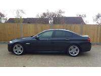 BMW 5 SERIES 3.0 530d M Sport 4dr Saloon Auto Carbon Black