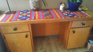 Desk or use as mantelpiece
