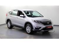 2015 Honda CR-V 2.0 i-VTEC SE Petrol silver Automatic