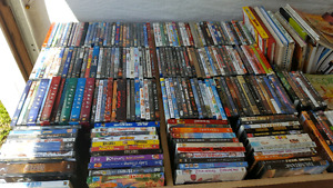 Tons of movies!