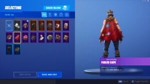 Renegade Raider Skin sur Fortnite - Utilisable sur PC, PS4, XBOX