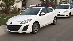 2010 mazda 3 only 100000 kms